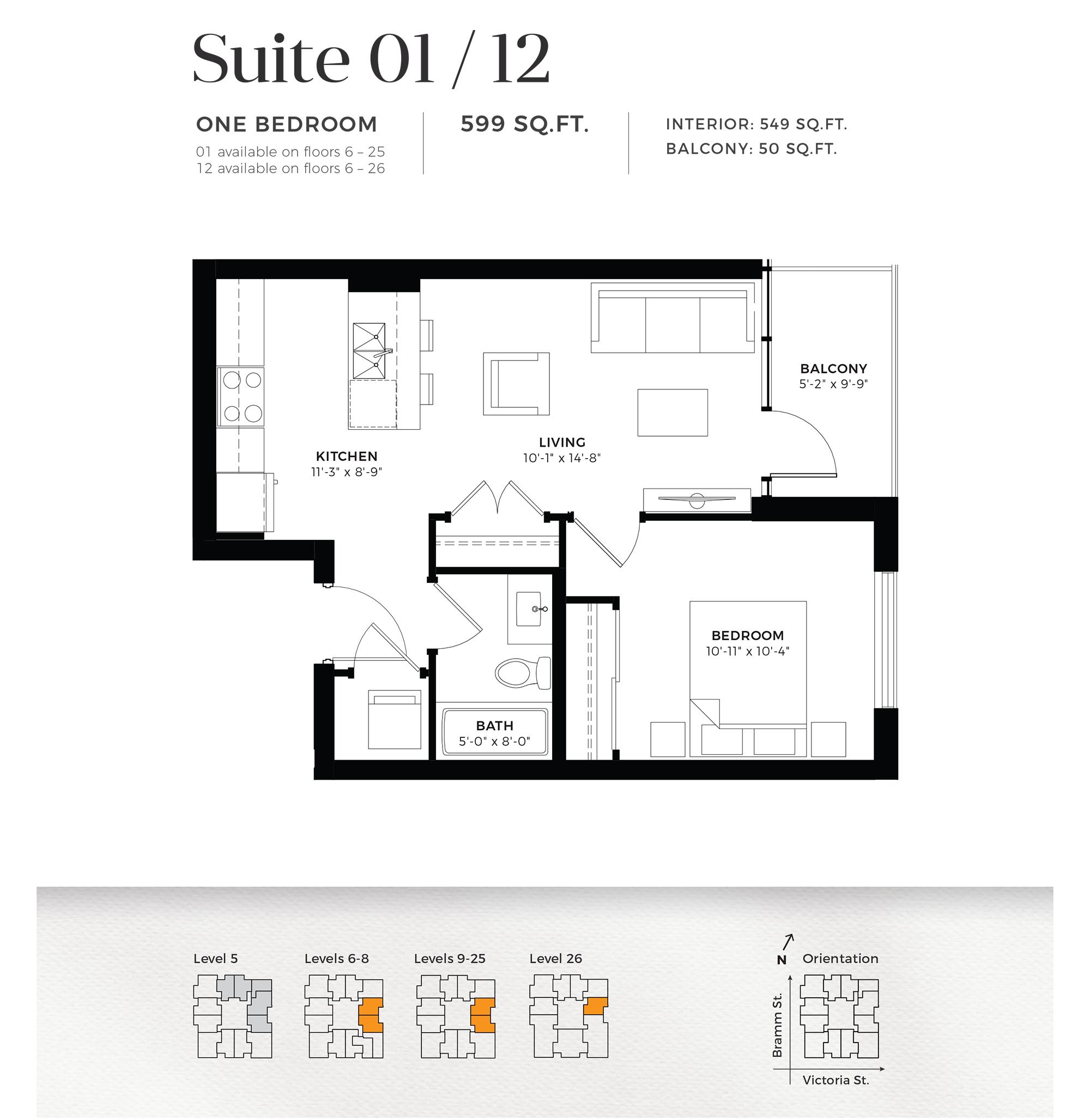 Suite 01 / 12