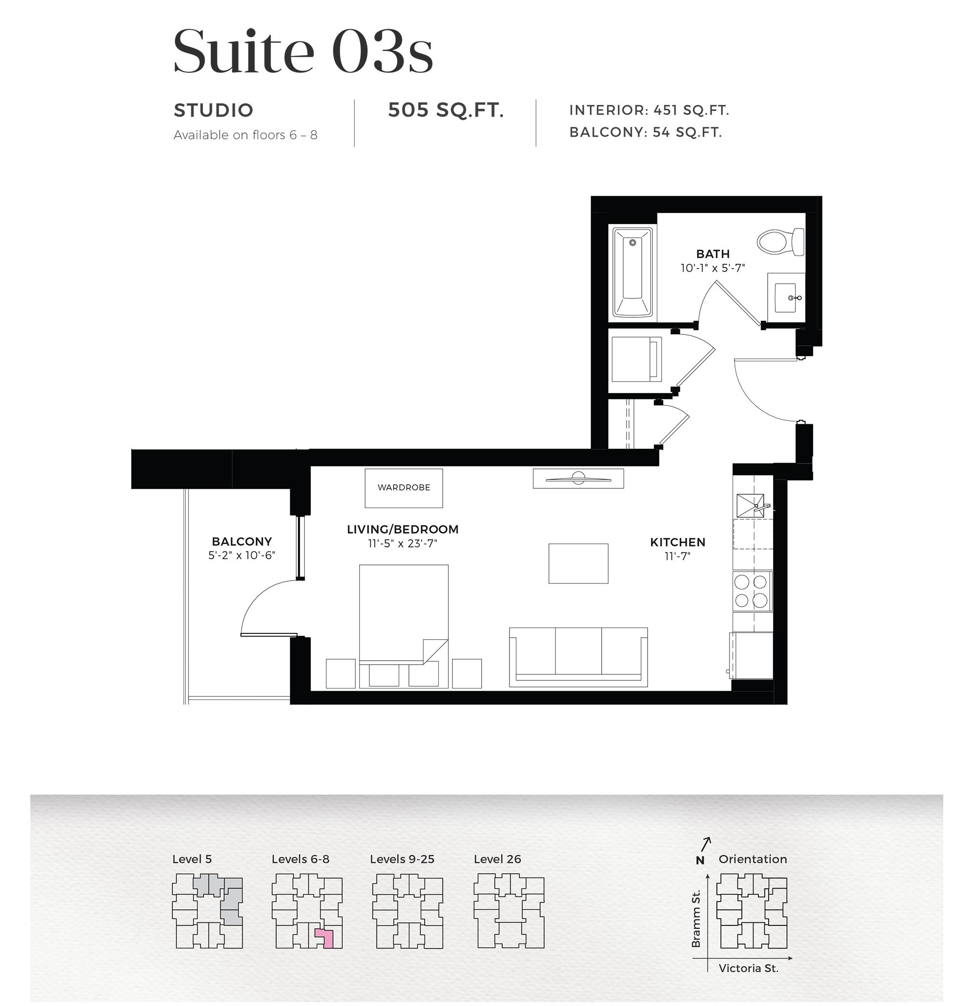Suite 03s