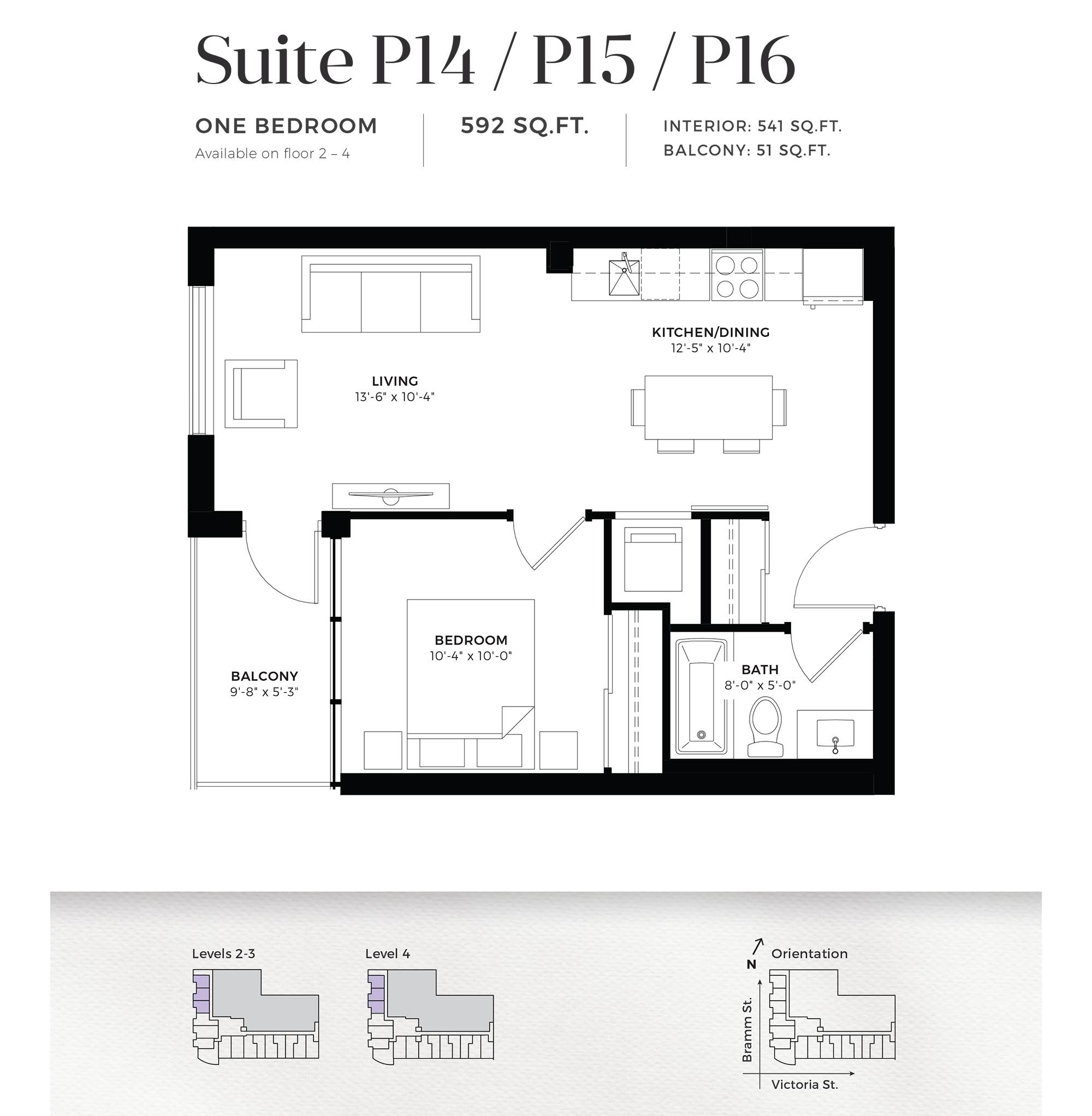 Suite P13