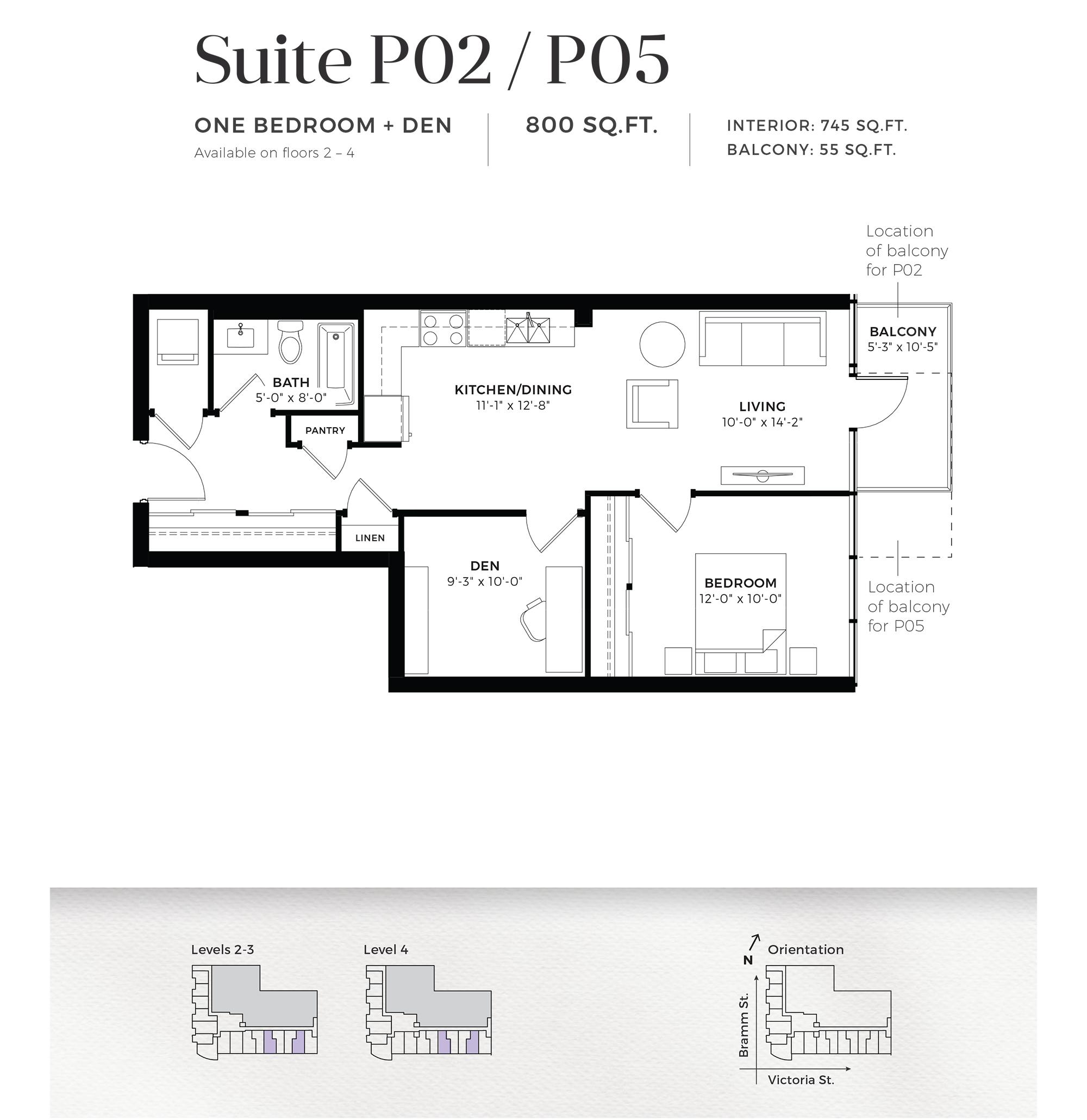 Suite P01