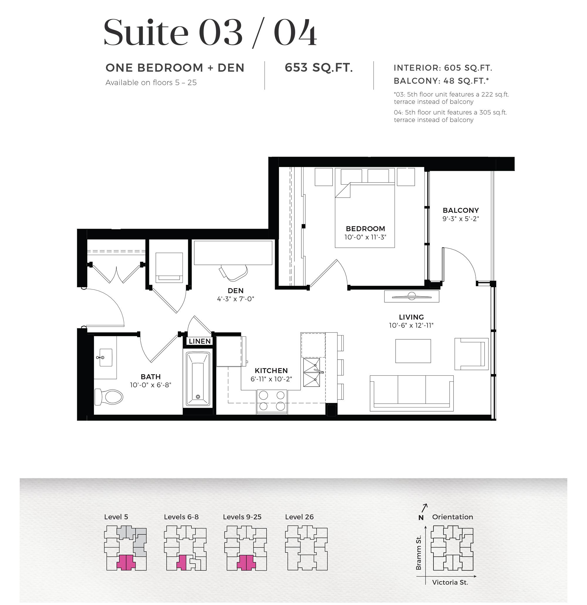 Suite 03 / 04