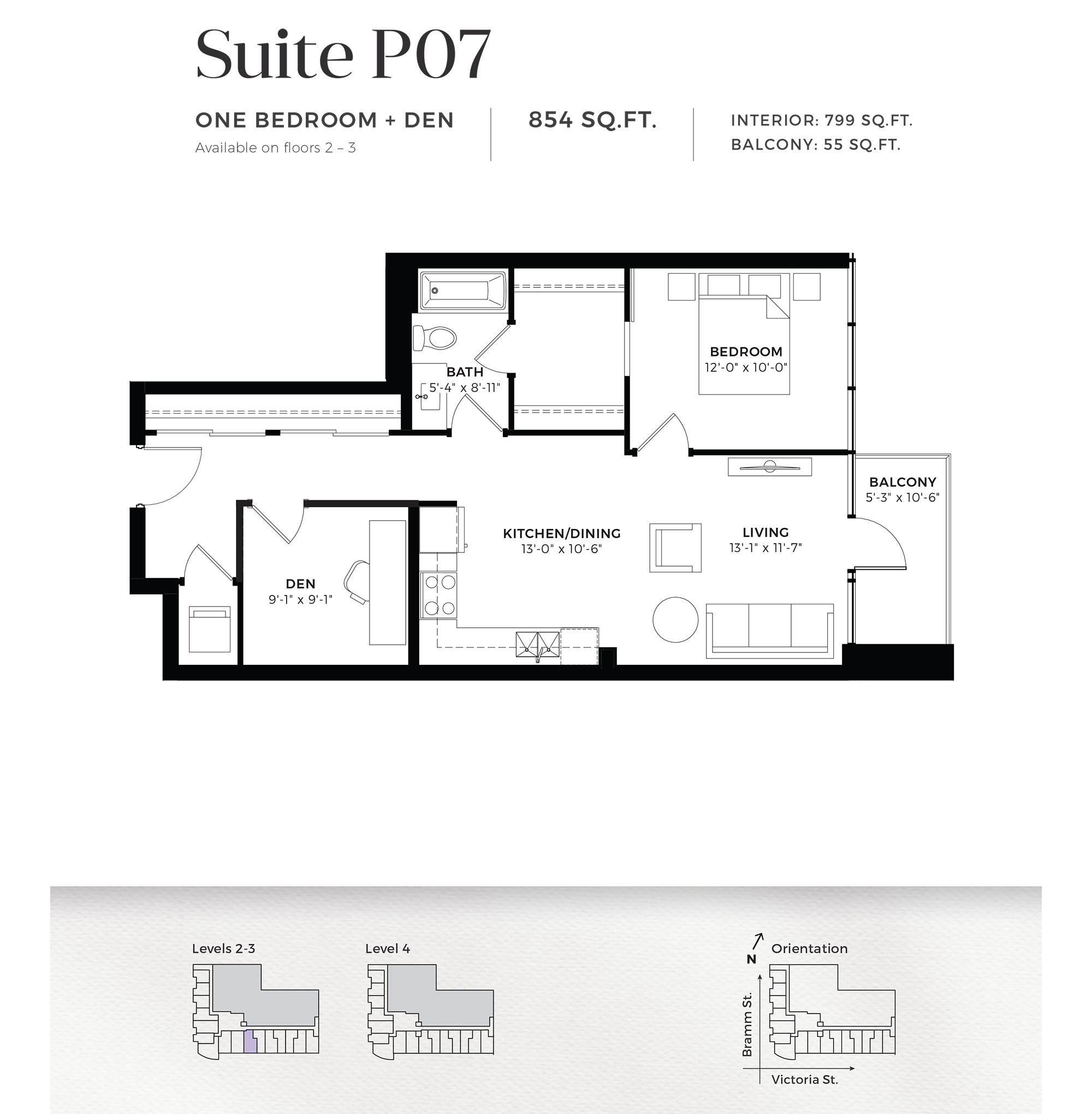 Suite P03 / P04 / P06