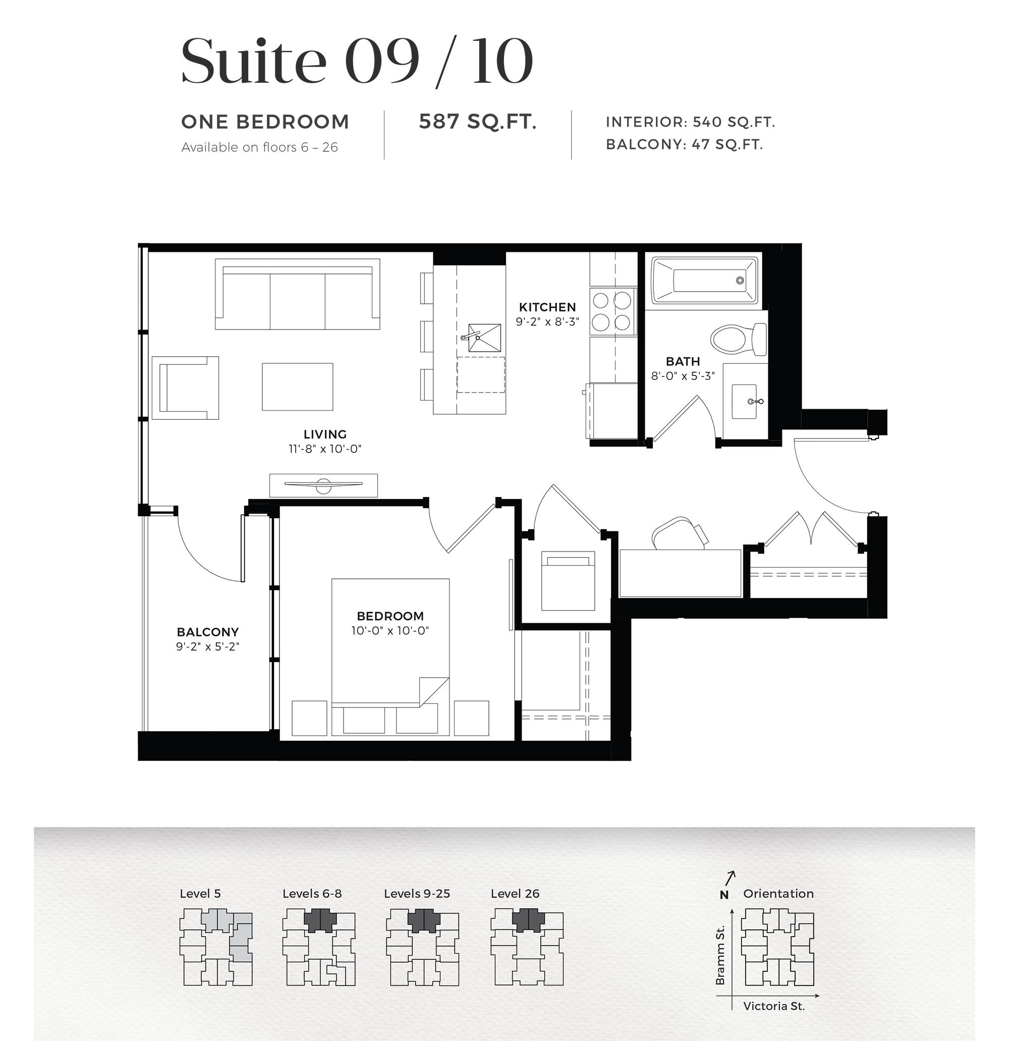 Suite 09 / 10