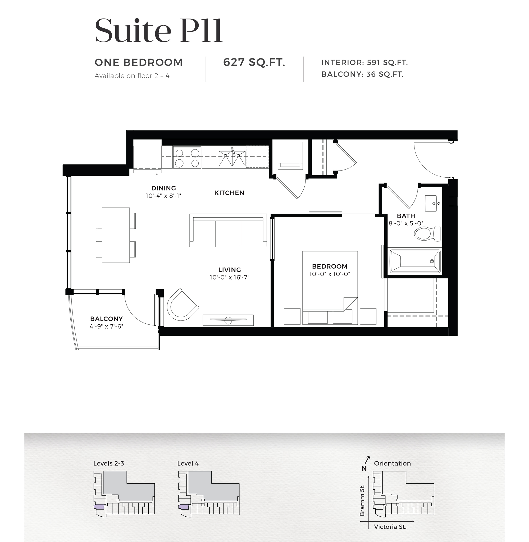 Suite P10