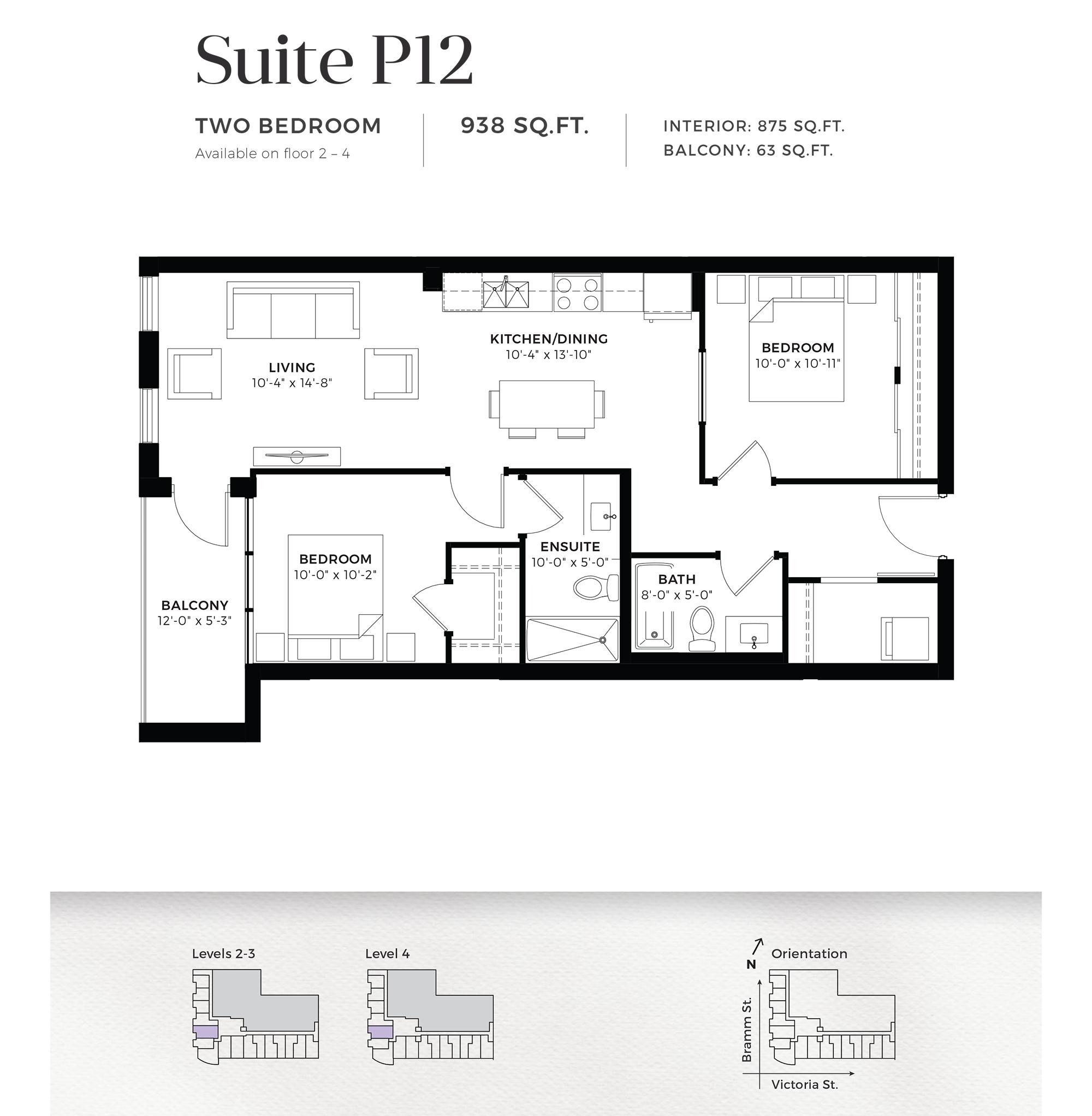 Suite P11